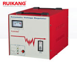 5kw AC Meter Display Relay Type Automaitc Voltage Stabilizer/Regulator for Household