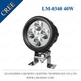 Auto LED Driving Light ATV UTV Offroad Car LED Light Work 40W CREE 4.7 Inch