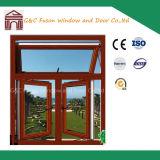 Aluminum Clad Solid Wood Casement Window & French Door