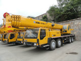50 Ton XCMG Mobile Truck Crane for South America Qy50k-II