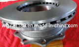 brake discs for commercial vehicles or trucks