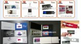 """Customized 2.4"""" LCD Player Video Brochure Business Card"""