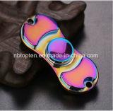 2017 Rainbow Fidget Hand Spinner Triangle Torqbar Finger Toy EDC Focus Gyro Gift/Finger Spinner