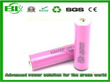 Samsung 26f Icr18650 2600mAh 3.7V Li-ion Battery for Light