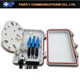 FTTH Waterproof Outdoor Optical Fiber Distribution Box
