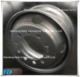 17.5X6.75 Tubeless Rim TBR Truck Steel Wheel with Ts16949/ISO9001: 2000