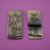 Antique Bronze Plated Money Clip (ASNY-MC-TM-058)