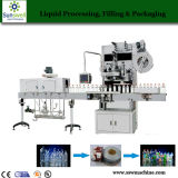 Shrink Sleeve Label Machine for Plastic Cups