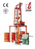 Cement Pipe Making Machine of Vertically Compressing Type (LJC series)