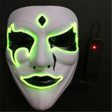 Party EL Wire Illuminated Mask
