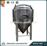 Stainless Steel Wine Fermentation Jacketed Tank