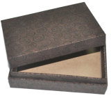 Brown Colour Top & Lid Paper Gift Box (YY--B0278)