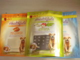 Resealable Stand up Dog Food Packaging Bag