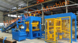 Qt5-15 Automatic Hollow Block Kurbstone Making Machine Price in Algeria