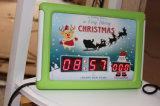 Christmas Gift Digital LED Clock (ZT-023C)