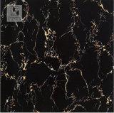 Full Body Super Black Copy Marble Porcelain Floor Tiles