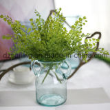 Plastic Leaves Aritificial Flower for Wedding/Home/Garden Decoration (SF15659A/1)