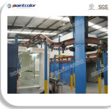 Electrostatic Automatic Powder Coating Line for Metal Products