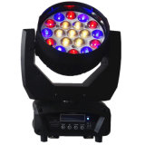 19*15W LED RGBW Moving Head Beam