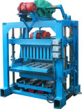 Small Investment QTJ4-40II Cement Brick Machinery