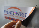 Custom Made Small Die Cut Shape Magnetic Sticker Decal