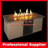 Santa Cecilia Oriental Yellow Granite Fire Pit Top Countertop Table Top