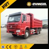 HOWO 25t 6X4 Dump Truck with Mini Hand Tractor
