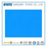 Sky Blue Felt Recycled Polyester Knitted Fabric for Home Textiles