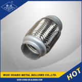 Industrial Dn8-1000mm Exhaust Pipe with Braiding Mesh
