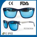Italian Handmade Sunglasses of Design Acetate Sunglasses