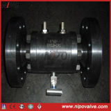 Double Block and Bleed Ball Valve Dbb Valve