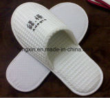 Competitive Disposable Soft Hotel Waffle Slipper Shoes