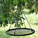 Carries Tree Round Metal Swing Web Swing Children Playground Swing