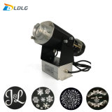 80W LED Logo Gobo Indoor Projector Lights for Wedding Events