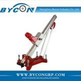 UVD-130 core drill rig stand with metal column