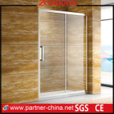 Project China Factory Manufactured Frame Sliding Linear Shower Bathroom (PT6121)