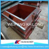 High Security Sand Boxes Gray Iron Ductile Iron Sand Cast Box Product