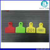 Customized Color Cattle Ear Tag for Cattle ID Tracking