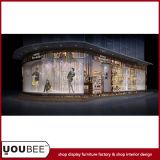 Fashion Ladies Clothes Shop Design, Garment Store Interior Decoration (YOUBEE′s successful case)