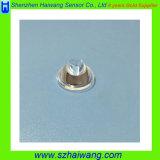 Single Lens Flat Transparent 25 Degree LED Lens
