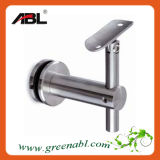 Stainless Steel Handrail Fittings Glass Holder CC189