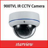 900tvl CMOS IR Vandalproof Fixed Lens Dome CCTV Security Camera