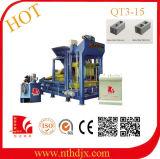 Qt 3-15 China Hydraulic Hollow Cement Paver Block Making Machine