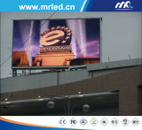 2015 Shenzhen Mrled P12.5LED Stage Display Outdoor / LED Mesh Screen Display