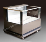 Mini Store Freezers for Supermarket with Air Cooling System