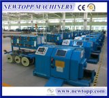 Digital Setting Horizontal High-Speed Cable Single Strander Machine