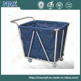Stainless Steel Soiled Linen Trolley