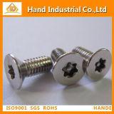 Stainless Steel Flat Head Torx 30 Machine Screw