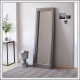 Modern Style of Clear Silver Mirror for Bathroom with Customized Sizes