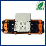Protection Level FTTH Dome Fibre Splice Box with PLC Splitter